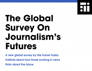 Global Survey Journalism Futures Cover