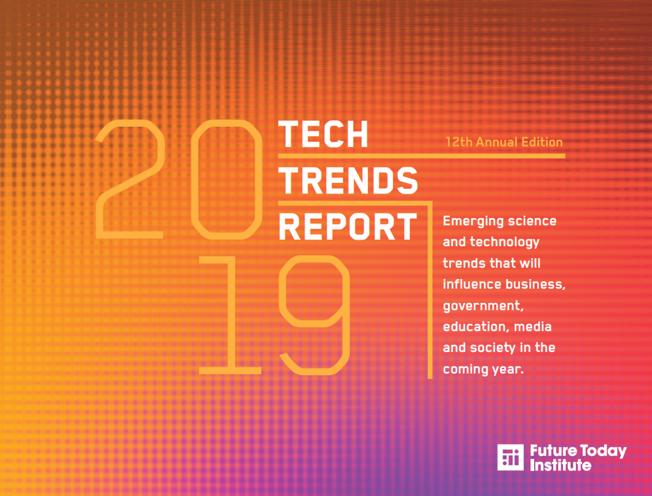 2019 Emerging Tech Trends